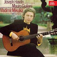 Vladimír Mikulka – Haydn: Kvartet D dur, Giuliani: Koncert A dur