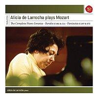 Alicia de Larrocha, Wolfgang Amadeus Mozart – Alicia de Larrocha Plays Mozart Piano Sonatas, Fantasias and Rondos