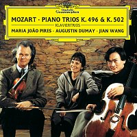 Maria Joao Pires, Jian Wang, Augustin Dumay – Mozart: Pianotrio in B Flat Major K.502; Pianotrio In G major, K. 496; Divertimento In B Flat Major, K. 254