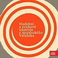 Přední strana obalu CD Hudební a zvukové nástroje z moravského Valašska