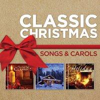 Přední strana obalu CD Classic Christmas Songs And Carols