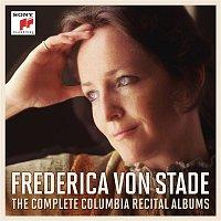 Přední strana obalu CD Frederica von Stade - The Complete Columbia Recital Albums