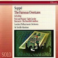 Sir Neville Marriner, London Philharmonic Orchestra – Suppé: The Famous Overtures