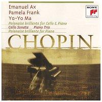 Emanuel Ax, Pamela Frank, Frédéric Chopin, Yo-Yo Ma – Chopin: Chamber Music (Remastered)