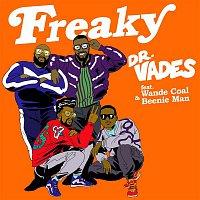 Dr Vades, Wande Coal, Beenie Man – Freaky (feat. Wande Coal & Beenie Man) [Radio Edit]