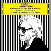 "Krystian Zimerman, Berliner Philharmoniker, Simon Rattle – Bernstein: Symphony No. 2 ""The Age of Anxiety"""