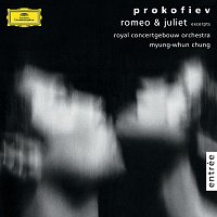 Přední strana obalu CD Prokofiev: Romeo and Juliet - Excerpts from Suites No.1-3