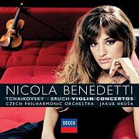 Nicola Benedetti – Tchaikovsky-Bruch Violin Concertos