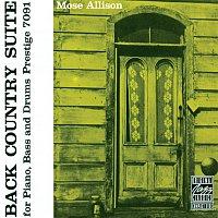 Přední strana obalu CD Back Country Suite