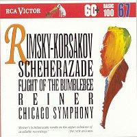 Fritz Reiner, Sidney Harth, Nikolai Rimsky-Korsakov – Rimsky-Korsakov: Scheherazade / Flight Of The Bumblebee