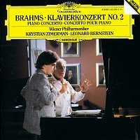 Krystian Zimerman, Wolfgang Herzer, Wiener Philharmoniker, Leonard Bernstein – Brahms: Piano Concerto No. 2 in B flat, Op. 83