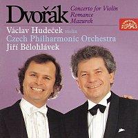 Václav Hudeček, Česká filharmonie, Jiří Bělohlávek – Dvořák: Koncert pro housle a moll, Romance, Mazurek