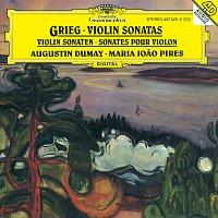 Augustin Dumay, Maria Joao Pires – Grieg: Violin Sonatas Opp. 8, 13 & 45