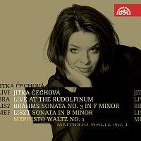Jitka Čechová – Brahms, Liszt: Live at the Rudolfinum