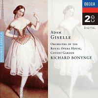 Přední strana obalu CD Adam: Giselle