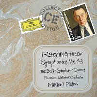 Russian National Orchestra, Mikhail Pletnev – Rachmaninov: Symphonies Nos.1-3; The Bells; Symphonic Dances
