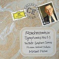 Russian National Orchestra, Mikhail Pletnev – Rachmaninov: Symphonies Nos.1-3; The Bells; Symphonic Dances