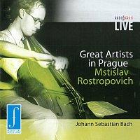 Mstislav Rostropovič – 6 suit pro violoncello sólo