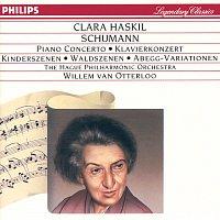 Clara Haskil, The Hague Philharmonic Orchestra, Willem van Otterloo – Schumann: Piano Concerto in A minor; Kinderszenen etc.