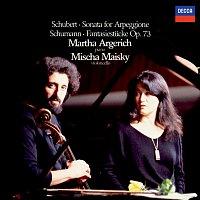 Martha Argerich, Mischa Maisky – Schumann: Fantasiestucke / Schubert: Arpeggione Sonata etc.