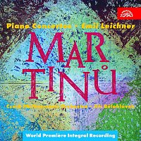 Martinů: Koncerty pro klavír a orchestr č. 1-5, Concertino pro klavír a orch.