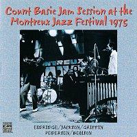 Přední strana obalu CD Count Basie Jam Session At The Montreux Jazz Festival 1975