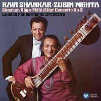 """Ravi Shankar – Shankar: Sitar Concerto No. 2 """"R?ga-M?l?"""""""