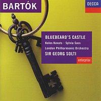 Přední strana obalu CD Bartók: Bluebeard's Castle