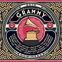 Přední strana obalu CD 2010 Grammy Nominees