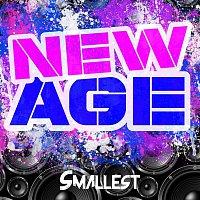 Přední strana obalu CD New Age - Single