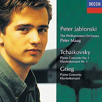 Peter Jablonski, Philharmonia Orchestra, Peter Maag – Tchaikovsky/Grieg: Piano Concerto No. 1 in B flat minor, Op. 23/Piano Concerto in