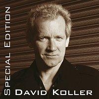 Přední strana obalu CD David Koller