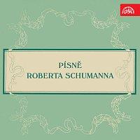 Přední strana obalu CD Schumann: Písně Roberta Schumanna
