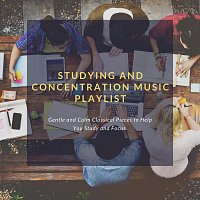 Chris Snelling, Jonathan Sarlat, Max Arnald, James Shanon, Yann Nyman, Paula Kiete – Studying and Concentration Music Playlist: Gentle and Calm Classical Pieces to Help You Study and Focus