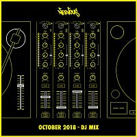Various Artists.. – Nervous October 2018: DJ Mix