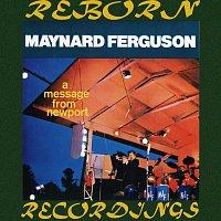 Maynard Ferguson – A Message From Newport (HD Remastered)