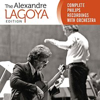 Alexandre Lagoya – The Alexandre Lagoya Edition - Complete Philips Recordings With Orchestra