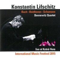 Konstantin Lifschitz, Bennewitzovo kvarteto – Suita, Sonáta, Kvintet (Mezinárodní hudební festival Kutná Hora 2015)