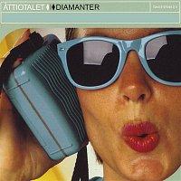 Přední strana obalu CD Diamanter - 80-Talet