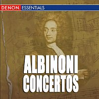 Různí interpreti – Albinoni: Concertos for Oboe and Strings & Trumpet and Orchestra