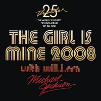 Michael Jackson, will.i.am – The Girl Is Mine 2008 with will.i.am