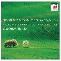 Přední strana obalu CD Georg Anton Benda: Sinfonias