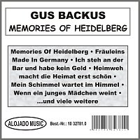 Gus Backus – Memories Of Heidelberg