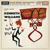 Kenneth Williams – Interesting Facts: The Decca Recordings 1960-1961