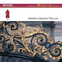 Přední strana obalu CD Mozart: The Quintets & Quartets for Strings & Wind [Complete Mozart Edition]