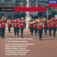 Přední strana obalu CD The World of the Military Band