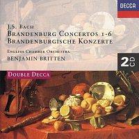 English Chamber Orchestra, Benjamin Britten, Carmel Kaine, Emanuel Hurwitz – Bach, J.S.: Brandenburg Concertos etc. [2 CDs]