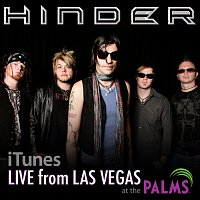Hinder – iTunes Live from Las Vegas at The Palms