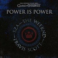 SZA, The Weeknd, Travis Scott – Power is Power