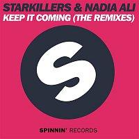 Starkillers & Nadia Ali – Keep It Coming (The Remixes)